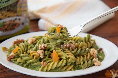 tri color pasta recipe tri color rotini spirali pasta tossed in basil sauce by