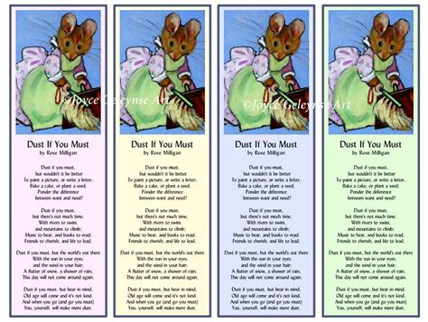 printable poetry bookmarks printable bookmarks dust if you must poem mouse after