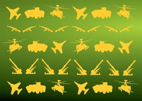 army pattern free vector military icons pattern vector free download