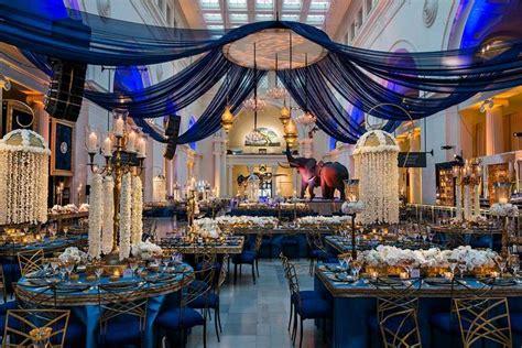 theme mariage bleu   creez une ceremonie emprunte de