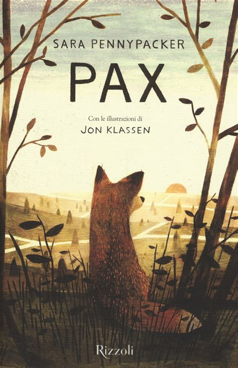 libro pax libro pax di s pennypacker lafeltrinelli
