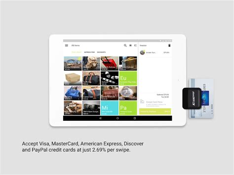 Paypal Business Credit Card Swipe