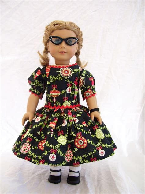 fashion doll quarterly coupon jolly fifties frock by joni i am
