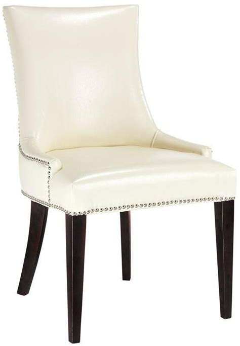 Nailhead Dining Chairs Becca Nailhead Dining Chair Sue G Pinterest
