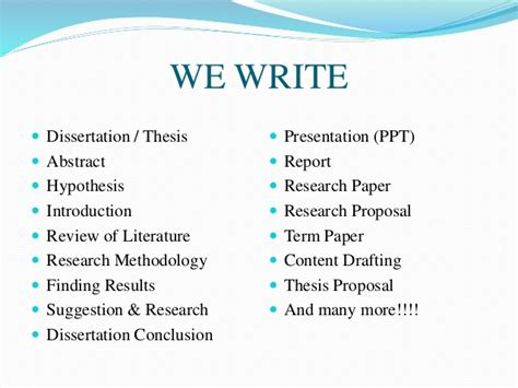 Professional Thesis Writers Site Ca by Professional Thesis Writer For Phd Top