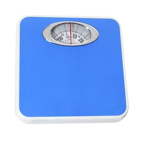 Timbangan Untuk Berat Badan jual camry analog biru timbangan badan harga kualitas terjamin blibli