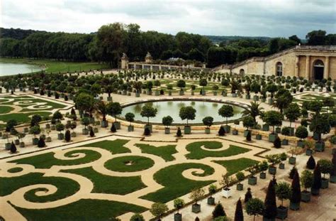 The Gardens Of Versailles by H2 0 Inspired