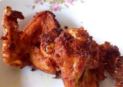Sayap Ayam Segar resep ayam sayap guring kres oleh randy damara cookpad