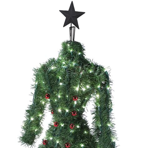 the fashionista christmas tree hammacher schlemmer