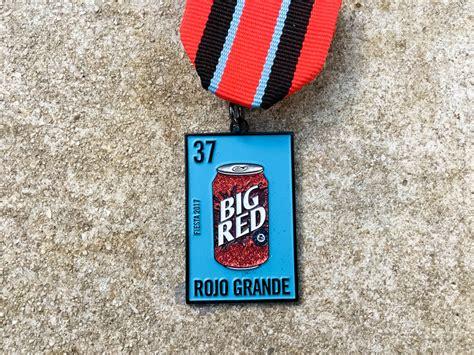 Fiesta Medals Giveaway - big red fiesta medal 2017 sa flavor