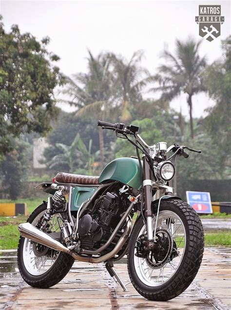 Knalpot Racing Yamaha Scorpio Project High Quality 1000 images about cafe racer on