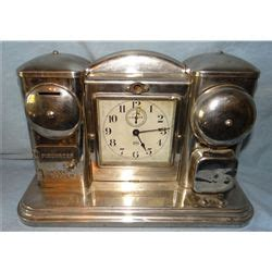 darche table clock with alarm fireproof safety deposit box