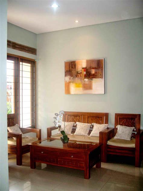 desain ruang tamu kecil desain properti indonesia