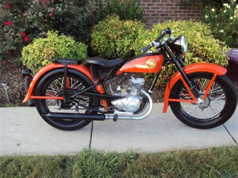 1957 harley davidson hummer 1956 harley davidson hummer for sale on 2040 motos