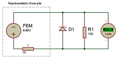 diode de protection inversion de polarité th 233 ories protection contre les inversions de polarit 233 s electronique71