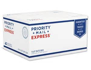 priority mail express flat rate box 1