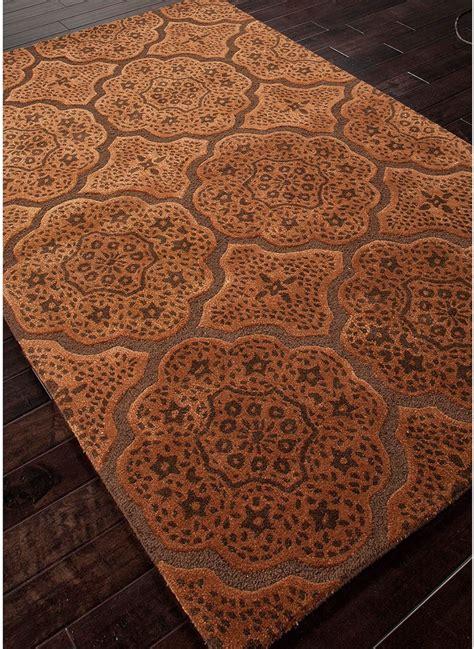 modernrugscom copper medallion modern rug modern rugs
