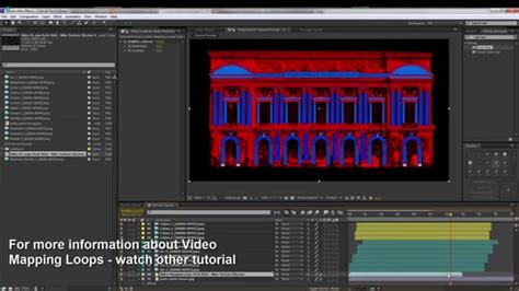 tutorial video mapping projection underwater architecture projection mapping tutorial 3
