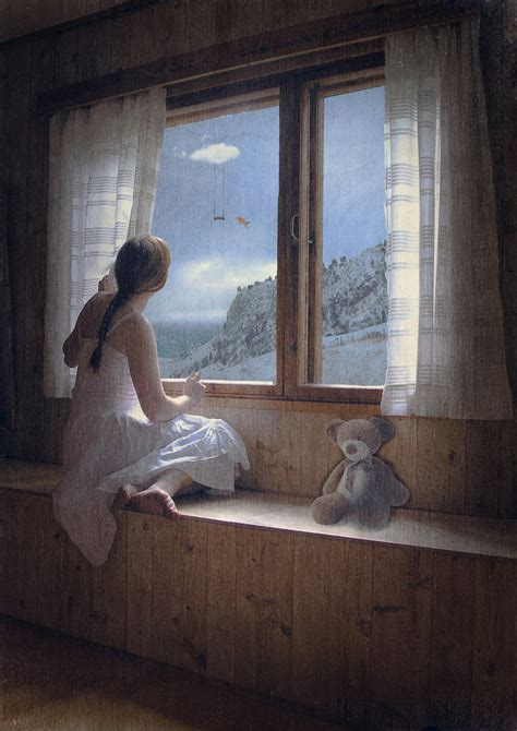 looking out window looking out of window by elle124 on deviantart