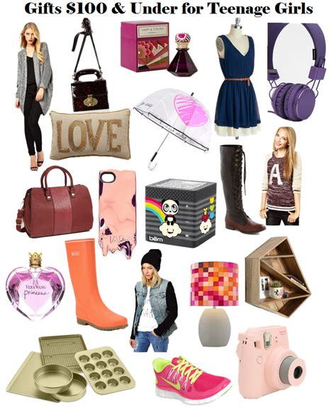 holiday gift ideas for teen girls under 50 or 100 i