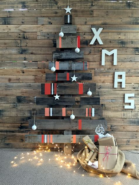 pallet christmas tree dimensions industrial design nz