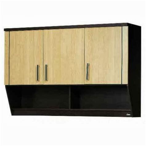 Kitchen Set Atas Rak Lemari Gantung 3 Pintu Kaca Kca 5133 Desain Dapur Gantung Contoh Z