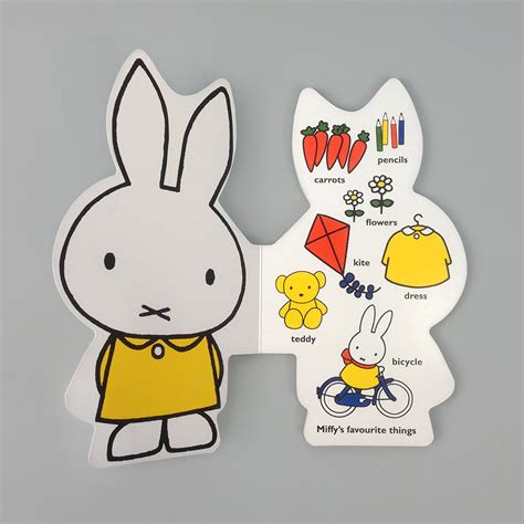 miffy s word book moon picnic