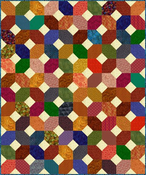 Quilt Pattern by Try Free Scrap Quilt Patterns