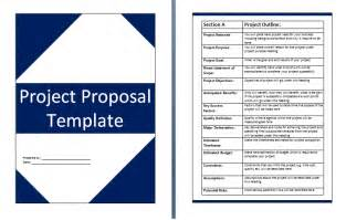 project proposals templates free project template word images