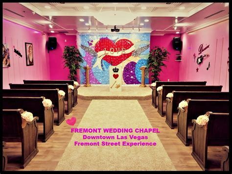 Fremont Wedding Chapel   $39 Weddings   Las Vegas Wedding