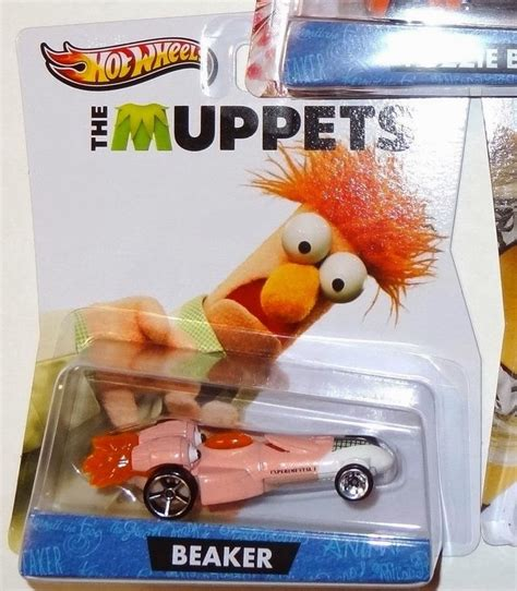 Hotwheels The Muppets muppetshenson more muppet wheels coming fozzie miss