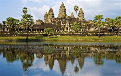 Wall Gallery Ideas by Angkor Wat Wallpaper Wallpapersafari