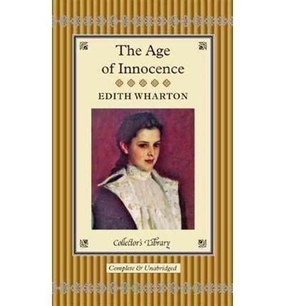 The Strange Library Ushardback the age of innocence by wharton edith collector s library 9780760757703 hardcover oak books