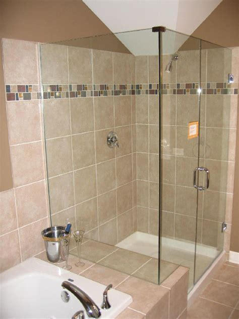 Shower Tile Designs For Bathrooms by Bathroom Shower Tile Designs Photos Home Design Ideas