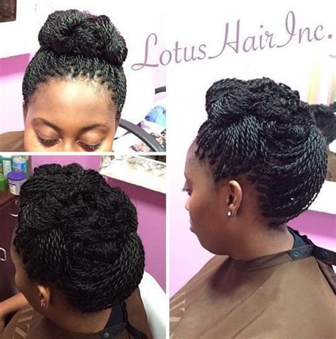 hairstyles for thinning kinky hair 50 thrilling twist braid styles to try this season
