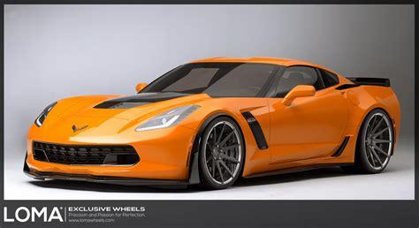loma c7 corvette stingray kits and wheels
