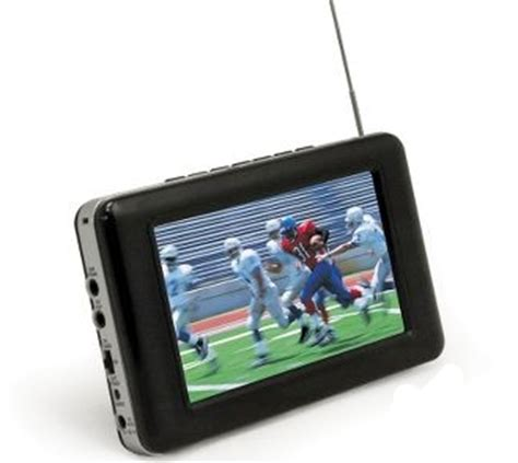 Tv Portabel Mobil Portable Pocket Hdtv Mobile Venue