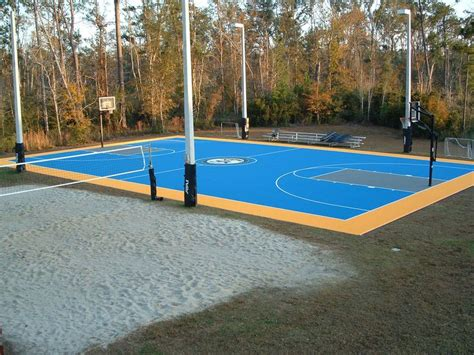 outdoor basketball court best 27 versacourt images on pinterest other