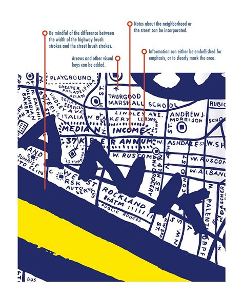 designboom paula scher philadelphia explained installation by paula scher
