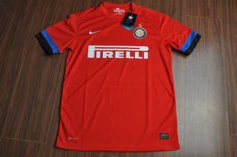 Jersey Ac Milan Away 1617 Grade Original new arrival jersey inter milan away merah 2013 jual