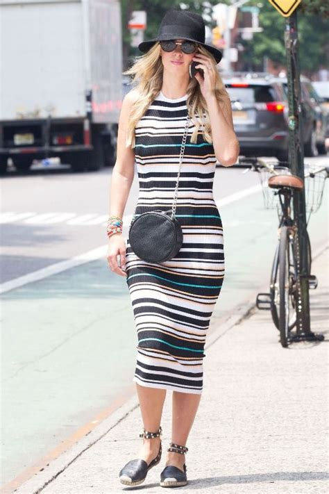 Nickys Dress On Fit Bad On Style by Nicky Summer Style Out In Nyc Wearing A