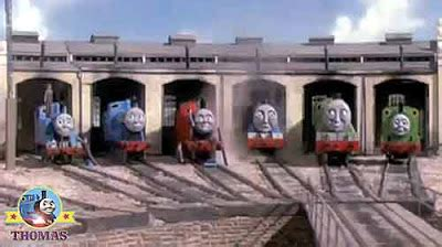 Tidmouth Sheds Roundhouse by Whistles And Sneezes Henry The Gordon Tank