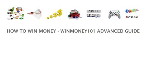 Ways To Win Money - win money real money competitions contests games prizes