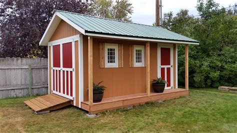 Home Built Shed Plans