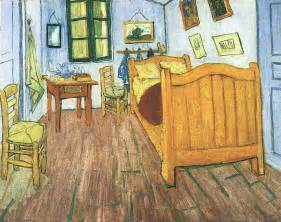 The Bedroom At Arles Analysis Vincent Gogh The Paintings Vincent S Bedroom In Arles