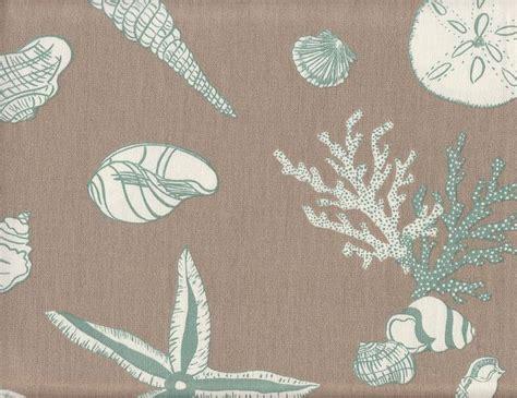 seashell curtains valances coastal seashell curtain panel green sea river house