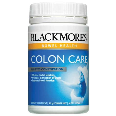 Blackmores 10 Day Detox by Buy Blackmores Colon Care Herbal Laxative 90g At