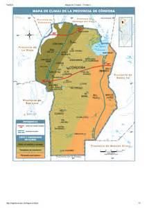 mapa para imprimir de c 243 rdoba argentina mapa clim 225 tico