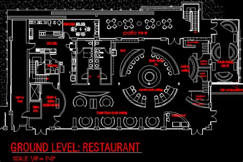 auto cad floor plan hado japanese restaurant and gallery san diego restaurant concept floor plan c o m m e r i c