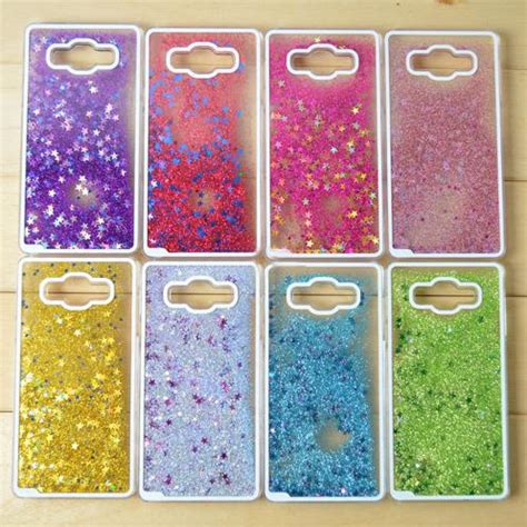 Samsung Galaxy J5 J500 Chanel Water Glitter Cover Casing Unik 1 for samsung galaxy j5 clear cellphone back cover